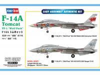 F-14A Tomcat VF-1 (Vista 4)