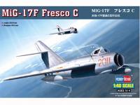 MiG-17F Fresco C (Vista 3)