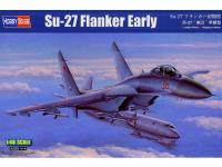 Su-27 Flanker inicial (Vista 5)