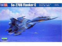 Su-27UB Flanker C (Vista 5)