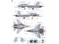 Su-27UB Flanker C (Vista 7)