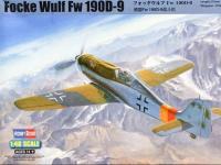 Focke Wulf Fw 190D-9 (Vista 4)