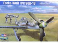 Focke-Wulf FW190D-13 (Vista 9)
