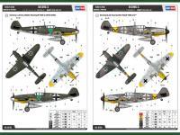 Messerschmitt Bf-109G (Vista 6)