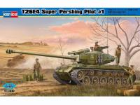 T26E4 Super Pershing, Pilot #1  (Vista 3)