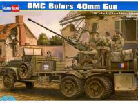 GMC Truck w/Bofors 40mm Machine gun (Vista 4)