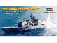USS Ticonderoga CG-47 (Vista 7)