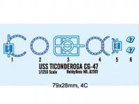 USS Ticonderoga CG-47 (Vista 9)