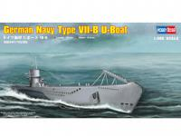 Submarino Aleman Type VII-B U-Boat (Vista 7)