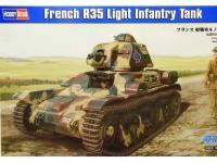 Tanque Francés de Infantería Ligera R35  (Vista 4)