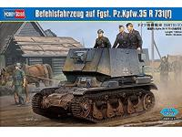 Befehlsfahrzeug auf Fgst. Pz.Kpfw.35 R 7 (Vista 4)