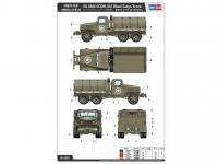 Camión de carga USA GMC CCKW-352 (Vista 5)
