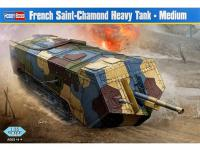 French Saint-Chamond Heavy Tank - Medium (Vista 4)
