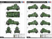 Soviet BA-20 Armored Car Mod.1937  (Vista 4)