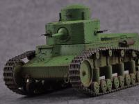 Carro medio ruso T-12 (Vista 13)