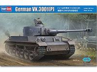 Tanque Alemán VK.3001 (P) (Vista 2)