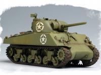 U.S M4A3 Medium Tank (Vista 12)