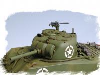 U.S M4A3 Medium Tank (Vista 14)