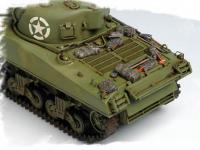 U.S M4A3 Medium Tank (Vista 15)