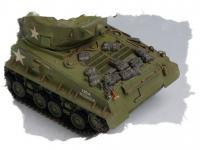 U.S M4A3E8 Tank (Vista 10)