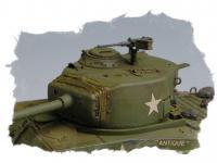 U.S M4A3E8 Tank (Vista 14)