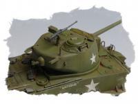 U.S M4A3E8 Tank (Vista 15)