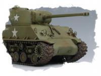 U.S M4A3E8 Tank (Vista 16)