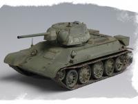 Russian T-34/76 Tank 1943 (Vista 10)