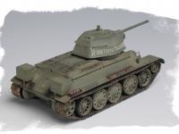 Russian T-34/76 Tank 1943 (Vista 11)