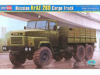 Camión de carga ruso KrAZ-260 (Vista 4)