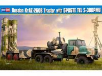 Tractor ruso KrAZ-260B con lanzacohetes  (Vista 12)