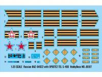 BAZ-64022 avec Missiles 5P85TE2 TEL. S-4 (Vista 7)