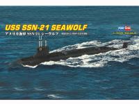 USS SSN-21 Seswolf Attack Submarine  (Vista 7)