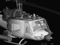 UH-1C Huey (Vista 12)