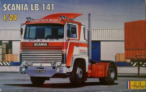 Scania LB 141 Tractor