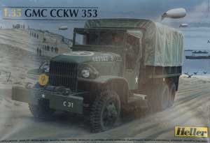 GMC CCKW 353 - Ref.: HELL-81121
