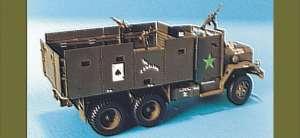 M35A1 Gun Truck (II) APC Conversion  (Vista 1)