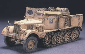 Sd.Kfz.11 3T Conversion Set  (Vista 1)