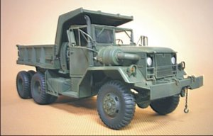 U.S. M51 5ton Dump Truck  (Vista 1)