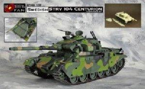 STRV 104 Centurio Armée Suédoise.  (Vista 1)