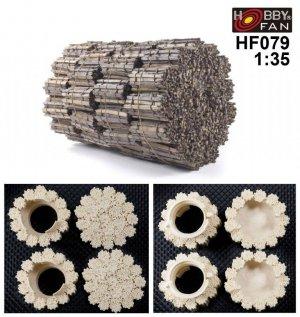 Paquetes de madera aserrada  (Vista 2)
