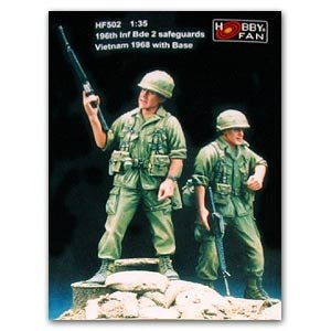 196th Inf. Bde 2 safeguards Vietnam 1968  (Vista 1)