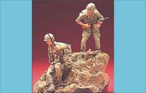 173 ABN. BAD RECON ATK VIET-NAM 1968 WIT  (Vista 1)