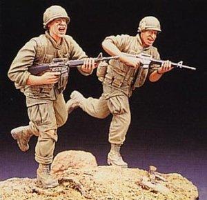 Marines al Asalto, Vietnam 1968  (Vista 1)