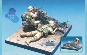 U.S. Marine Digital Uniform (II) w/Base  (Vista 1)