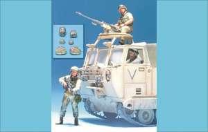 U.S. Truck Crew Operaton Iraqi Freedom 3 - Ref.: HFAN-35563