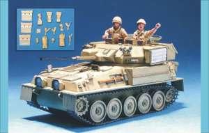 British Tank Crew W/Accessories(Iraqi Fr  (Vista 1)