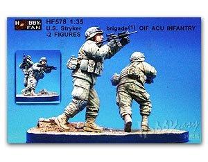 U.S. Stryker Brigade (1) OIF ACU Infantr - Ref.: HFAN-35578