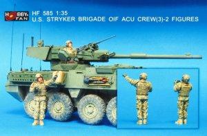 U.S. Stryker Brigada OIF ACU tripulacion  (Vista 1)