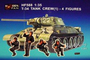 Dotacion T-34  (Vista 1)